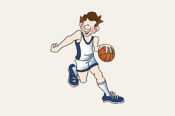 Συμμετοχή στους σχολικούς αγώνες μπάσκετ